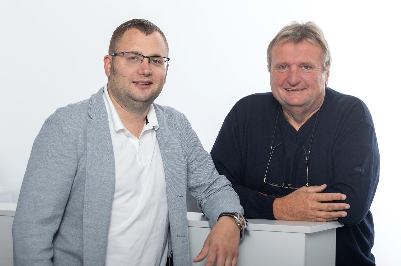 Hermann Vortkamp Senior und Junior, Steinfurt